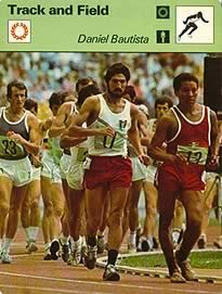 Athletes track and field at the 1979 pan american games